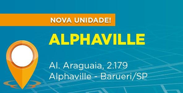 Nova Unidade Alphaville
